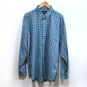 Ralph Lauren Shirts - Ralph Lauren Blake long sleeve plaid button shirt